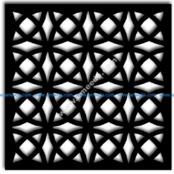 Faya Screen Grille Design