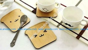 Laser Cut Coasters Designs – Amee House