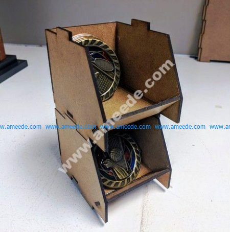 Stackable Box 3 Inch