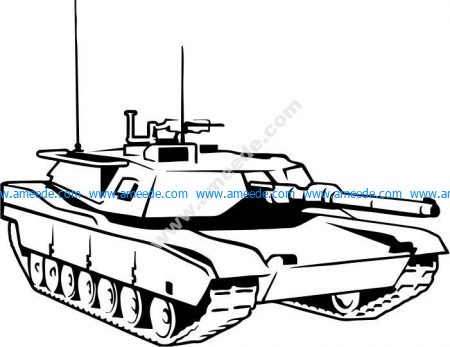 The silent battle tank of America