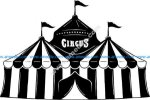 The symbol of the circus
