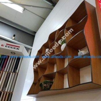 Wave Shelves