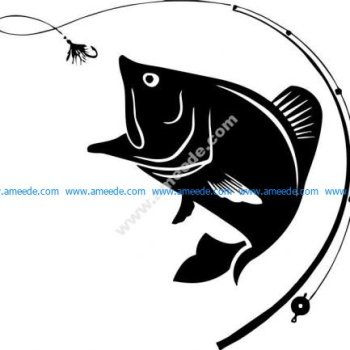symbol of fishing lovers
