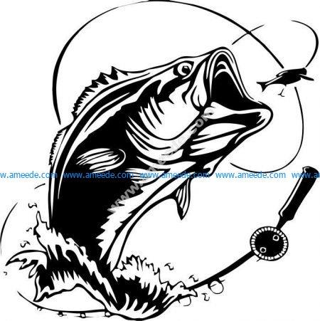 symbol of ocean tuna anglers