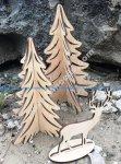 Christmas Tree Reindeer