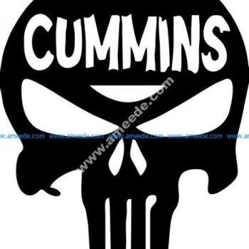 Cummins scratch icon
