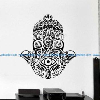Decorate the meditation room