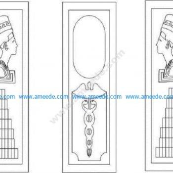 Door Machining CNC