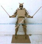 Japanese robot model