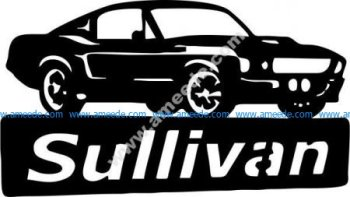 Sullivan car icon