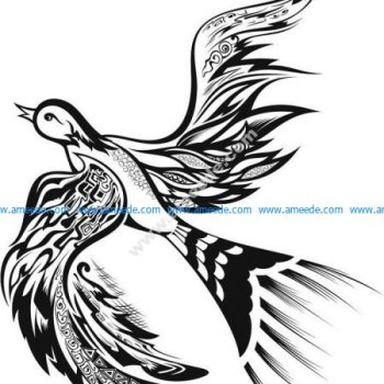 Bird Sign Graphics