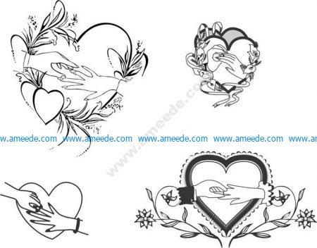 Wedding Card Decorations
