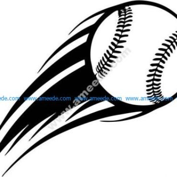 aerodynamic baseball