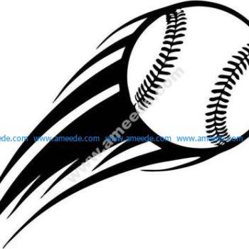 aerodynamic baseball