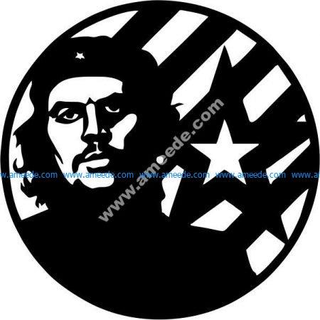 the clock symbolizes Cuba is hero
