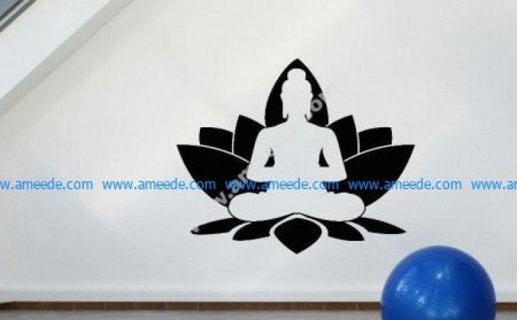 yoga style bodhisattva meditation