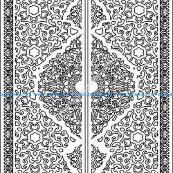 Arabic motifs