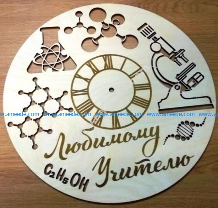 wall clock research industry
