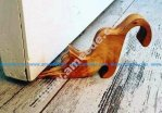 Cat Wooden Door Stop Wedge CNC Cut Template