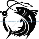 Tuna fishing club symbol
