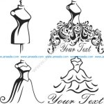 symbol of wedding dress