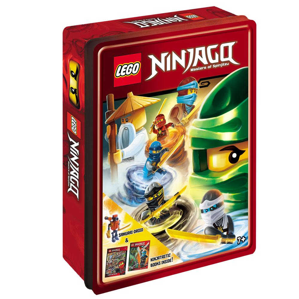 LEGO® NINJAGO® Gift Set Box