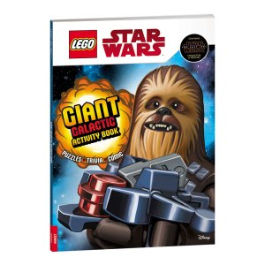 LEGO® Star Wars™ Giant Galactic Activity Book