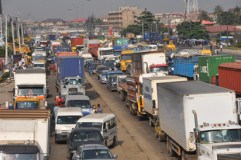 NSC, NPA Partners the organized private sector to end persistent traffic gridlock at Apapa Ports