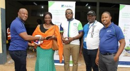 Sickle Cell Advocacy Rewards Fidelity Bank during the 10th Anniversary