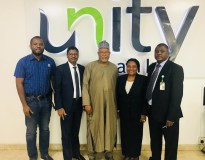 Unity Bank sets to improve food security, tripartite meeting to funds tractors for Wheat Farmers