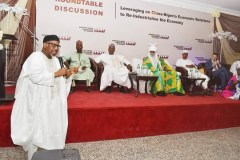 MAN President Highlights important of Nigeria Stakeholders Roundtable Discussion to Kano seeking deeply way to arrest the de-industrialization