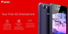 Airtel Nigeria Sets To boost Productivity Unveils Affordable 4G Smartphones