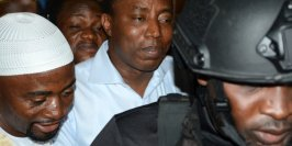 Sowore arraigned on seven-count charge