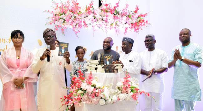 Munachi Mbonu, launches Yet another book titled, Fathers Will