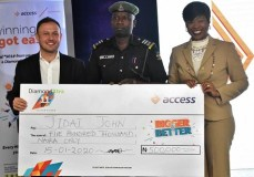 Access Bank Rewards Businessman with Education Allowance for 5 Years .
