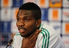 Yobo Named Super Eagles Assistant Coach