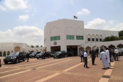 Presidency bars ministers, other Kyari's burial attendees from Villa