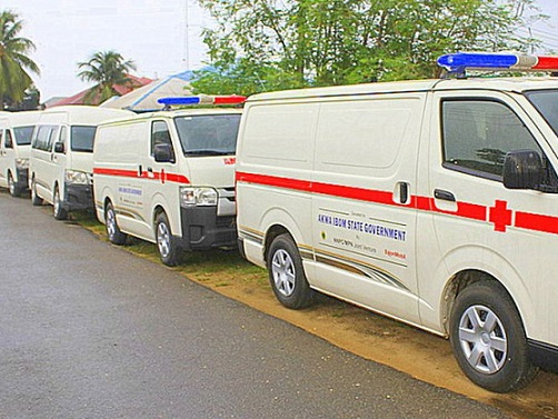 COVID-19 Palliative: ExxonMobil Joins Others with Ambulances, Vehicles, Medical Supplies