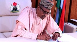 Buhari Signs Companies and Allied Matters Bill