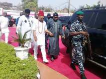 Three South East governors given ultimatum to probe contracts awarded Arthur Eze