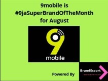 9mobile emerges Nigeria's most customer-focused telecommunications company at #9jaSuperBrandOfTheMonth for August