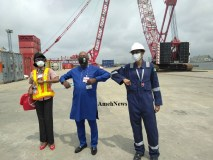We Will Support LADOL To Bear More Fruits' – Hon. Onari Brown, Executive Director Marine & Operations, NPA