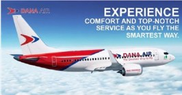 Dana Air Increases Frequency to Abuja, re-introduces Owerri, Port Harcourt to Abuja August 28