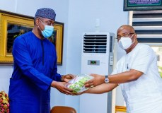 NSE Council President Pays Courtesy Visit to Golden Guinea Breweries Plc, Abia and Imo State Governments