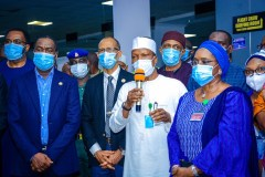 LAGOS STATE GOVERNMENT INSPECTS FACILITIES AT MMIA; EXPRESSES SATISFACTION AT FAAN'S PREPAREDNESS