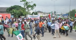 Ibadan airport workers protest against FG's plan to concession 4 airports