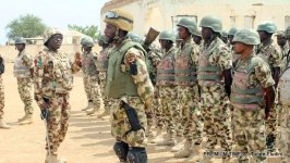 Military Kills 75 Terrorists in One Month