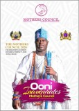 Ooni advocates greater impact for Women, set to hosts Mothers' Council Conference
