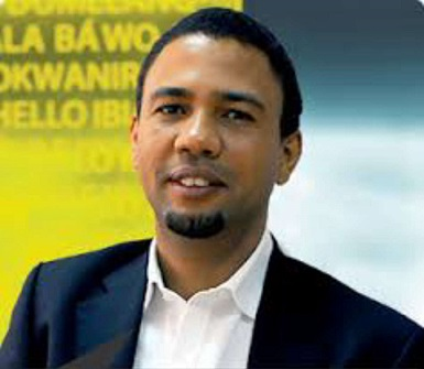 MTN Unveils New CEO to Capital Market Community with NSE Closing Gong