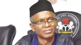 State police, way out of banditry, insurgency, El-Rufai insists